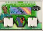 2007 Triple Threads Jose Reyes 3 color Patch Dual Jersey Auto Autograph 50