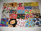 100 4 I SPY Kids Novelty Quilt Squares Fabric 2 EACH