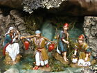 Shepherd Figures for Nativity Scene Set Presepio Figuras Pesebre Manger Scene