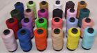 24 Large All Purpose Sewing  Quilting 100 Cotton Thread Spools 500 yards each