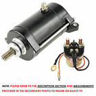 Solenoid Relay for Yamaha 1200 XL1200 Wave Runner 1998 1999 2000 New