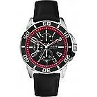 GUESS MENS RACER SPORTS WATCH W10602G1 RRP £135 BNIB WITH PAPERS AND FREEPOST