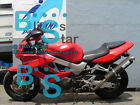 Red Fairing Bodywork Kit Honda VTR1000F 1995-2005 SuperHawk Firestorm 03 D2