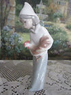 """Retired Authentic Lladro Figurine """"Girl with Rooster"""" #4677"""