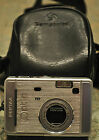 Pentax Optio S40 4.0 MP Digital Camera - Silver + Samsonite Bag