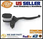 Suzuki GN 125 GN250 Hydraulic Front Brake Master Cylinder with Lever - NEW