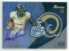 2012 Bowman Football Chrome Refractor Rookie Autographs Guide 44