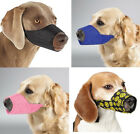 Nylon Dog Muzzle USA Seller Fabric Adjustable Guardian Gear No bite bark