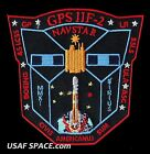 GPS II F 2 DELTA IV TRANSFORMING SPACE USAF BOEING SATELLITE SPACE PATCH