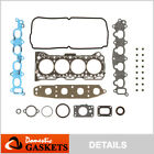 Fits 92 01 Suzuki Sidekick Esteem Geo Tracker 16L SOHC Head Gasket Kit G16KV