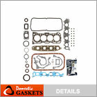 Fits 92 01 Suzuki Swift Vitara X 90 Geo Tracker 16L SOHC Full Gasket Set G16KV
