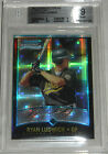 2001 Bowman Chrome Ryan Ludwick #172 X-Fractor Xfractor Rookie RC BGS 9 Mint