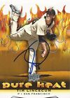San Francisco Giants TIM LINCECUM Signed Pure Heat Card PROOF