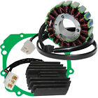 Stator & Regulator Rectifier for Suzuki GSX-R750 GSXR750 1996-1999 W/Gasket