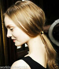 3pcs Round Metal Hair Ring Bands Hairband Headbands Ponytail Holders Wholesale