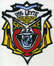 USS Leyte CV-32 (SEA VEE) BC Patch Cat. No. C6469