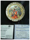 Legend King Arthur Knights of Round Table by Richard Hook Wedgwood China Plate