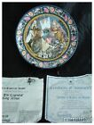 Legend of King Arthur Death Taken To Avalon by Richard Hook Wedgwood China Plate