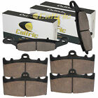 Front Rear Brake Pads for Kawasaki VN2000 Vulcan 2000 Limited 2005 2006
