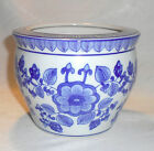 Chinese   Blue/White  Porcelain  Incense  Burner  Bowl
