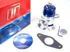 Turbosmart Dual Port Blow Off Valve BOV Turbo Blue WRX STI Mazdaspeed CX-7 NEW