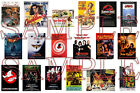 18 Assorted Movie Posters 1:24/25 Hot Rod Diorama