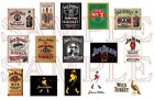 Whiskey Signs, Posters- Jack, Jim Beam- 1/24/25 Diorama