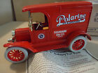 AMOCO STANDARD OIL #1 POLARINE 1917 MODEL T VAN BANK ERTL STOCK #9673