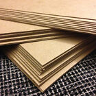 Chipboard variety pack 10 sheets each 050 030 022 85x11 full sheets