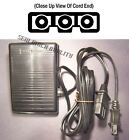 FOOT CONTROL PEDAL W/ Cord Brother NX400 NX600 PL1050 PS1000 PS1200 PS1250 XRX55