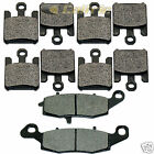 FRONT & REAR BRAKE PADS FITS KAWASAKI VN1600 VULCAN 1600 MEAN STREAK 2005-2008