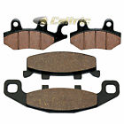 FRONT & REAR BRAKE PADS FITS SUZUKI DR800 DR800S BIG 1991 1992 1993 1994 1995
