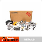 95 97 Suzuki Swift Geo Metro 13L SOHC Master Overhaul Engine Rebuild Kit G13A