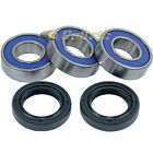 Rear Wheel Ball Bearings Seals Kit for Honda CRF150R CRF150Rb 2007-2009 2012-20