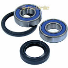 Front Wheel Ball Bearing Seals Kit for Honda CBR600F2 Super Sport 1991-1994