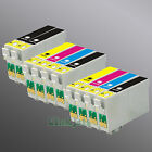 10 Ink for Epson 69 T0691 T0692 T0693 T0694 Stylus NX400 NX415 NX510 NX515