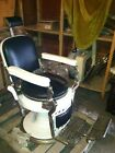 Antique Emil J. Paidar Barber Chair- early 1900's