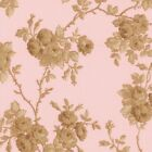 RJR Robyn Pandolph Incense & Peppermints Pink Rose Branches 1348 01 by the Yard