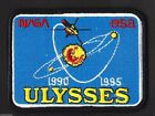 ULYSSES Satellite 1990 1995 MISSION NASA ORIGINAL Non Commercial SPACE PATCH
