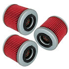3 Pack Oil Filter HUSQVARNA TE610E LT TE610 IE SM610S IE 1998-2001 2006-2008