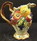 Fitz and Floyd Autumn Bounty Pitcher