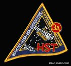 HST SERVICING MISSION 3A HUBBLE SPACE TELESCOPE NASA INDUSTRY ESA PATCH