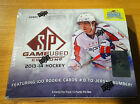 NIB 2013 14 Upper Deck UD SP Game Used Trading Cards NHL Hobby Hockey Box