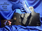 IWB HOLSTER LEATHER KYDEX hybrid gun HOLSTER CONCEALED CONCEPT