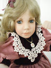 Georgetown Collection Reflection of Rose Porcelain Doll by Linda Mason, NIB