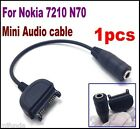 CABLE ADAPTADOR DE AUDIO A JACK 35mm HEMBRA PARA NOKIA 31007210 AUDIO ADAPTER