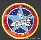 VINTAGE ORIGINAL LION BROS STS 5 Columbia NASA SPACE SHUTTLE Mission PATCH