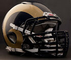 ***CUSTOM*** ST. LOUIS RAMS NFL Riddell Speed AUTHENTIC Football Helmet
