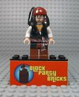 LEGO POTC Cannibal Captain Jack Sparrow Minifigure 4182