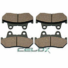 Front Brake Pads For Honda GL1100 GL1100I Gold Wing / Interstate 1982 1983